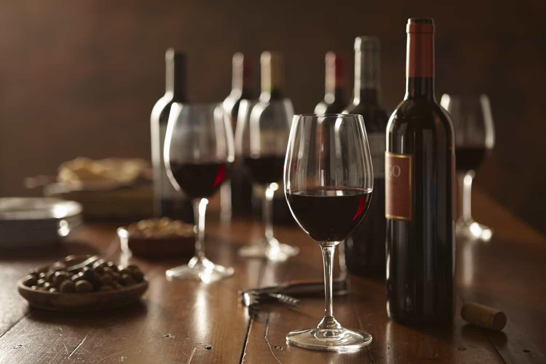 Wine -Background Image