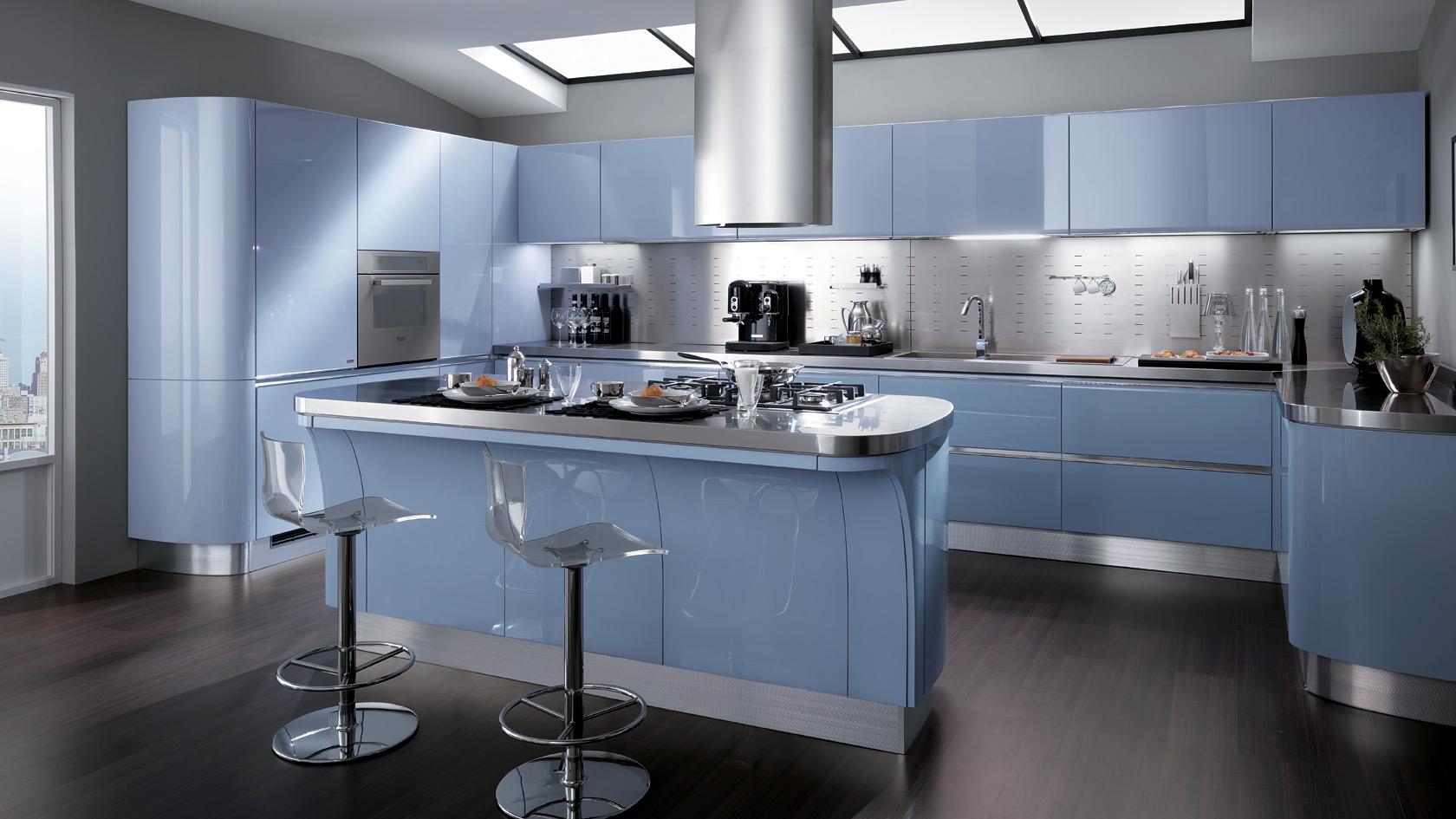 Stunning Cucina Flux Scavolini Prezzo Contemporary - Design ...