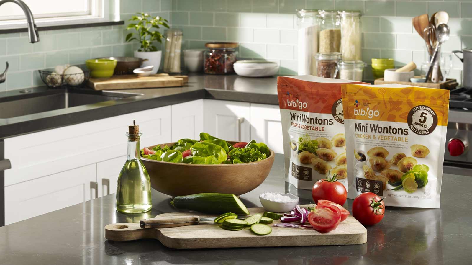 Introducing CJ Foods