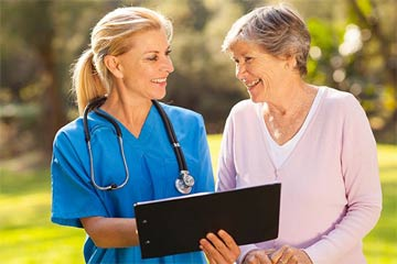 Home Care Services at Laguna Hills