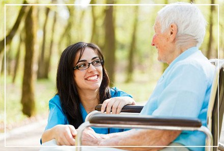 Caregiving Services at Orange County