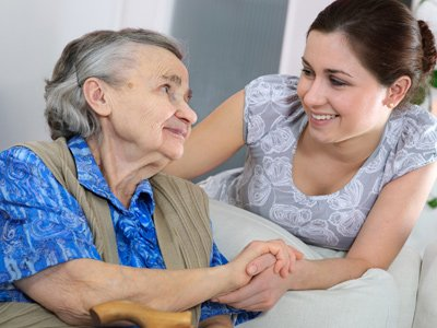 Caregiving Services at Laguna Hills