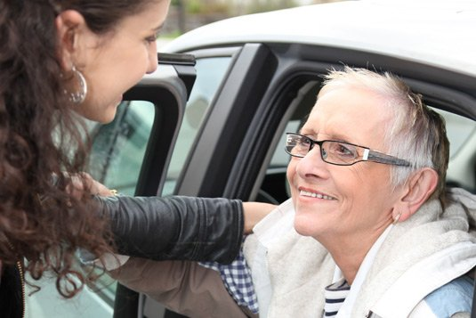 Caregiving Services at Irvine