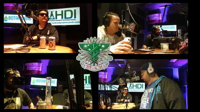 Heavy T Grow Show w/ Emily O' Brien of @mondomeds @youknowwazgood in-studio interview w/ urban-gro.com