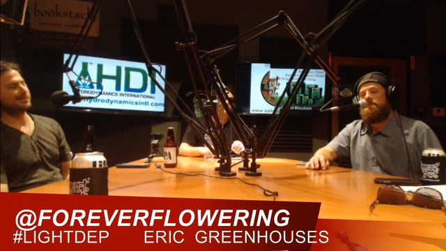 Heavy T's Grow Show w/ Forever Flowering, Smart Pot, Veg+Bloom, Cannabis Business Part-2