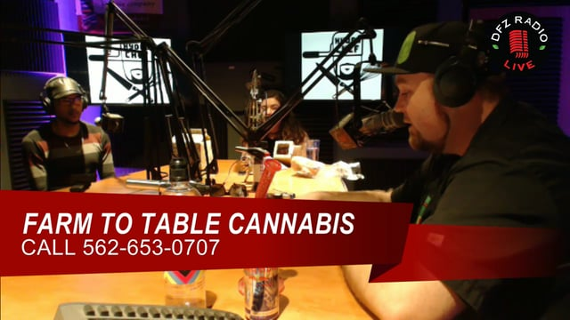 2-20-18 Farm to Table Cannabis w/ Angel City Infusions Sydney Hollands and Anita Ozenghar and Jerome Baker Designs