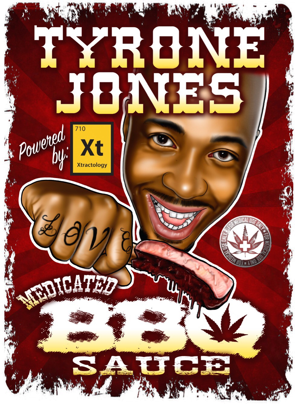 Farm to Table Cannabis ep # 4 w/ Tyrone Jones Medicated BBQ Sauce, Warren Bobrow The Cocktail Whisperer