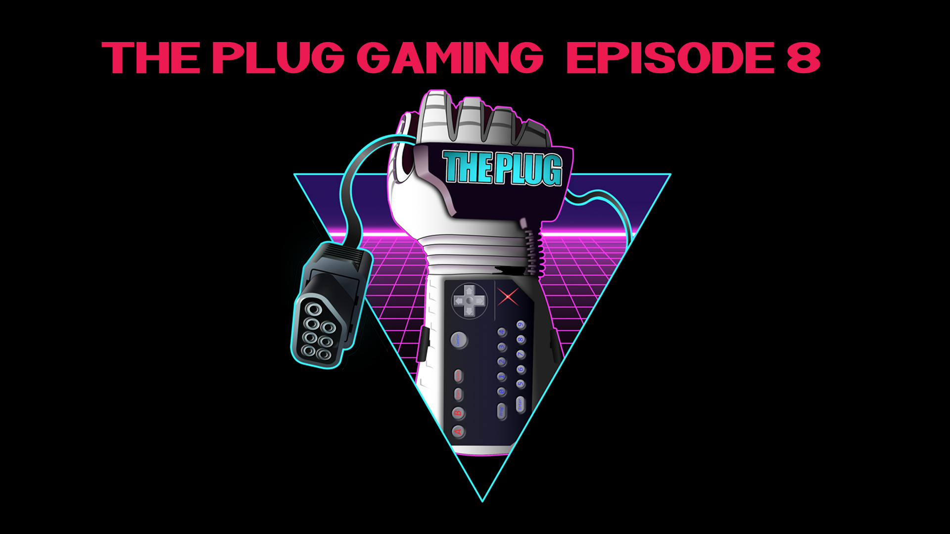 The Plug Ep # 9 Talking Video Games Hellblade and Nidhog 2 8-17-17