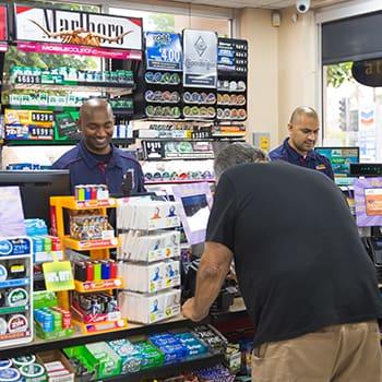 Store guys