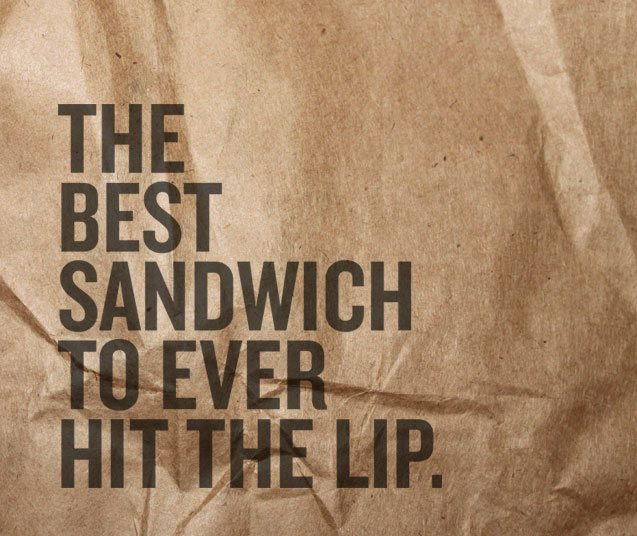 The best Sandwitch to ever Hit  the lip