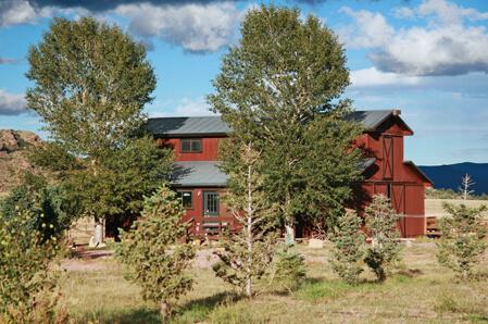 Colorado Ranch House