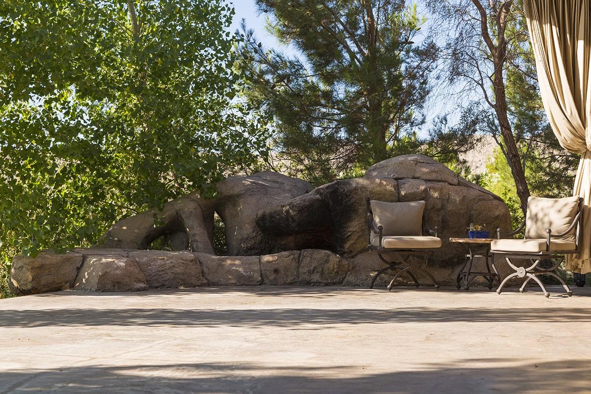 Joshua Tree Boulder