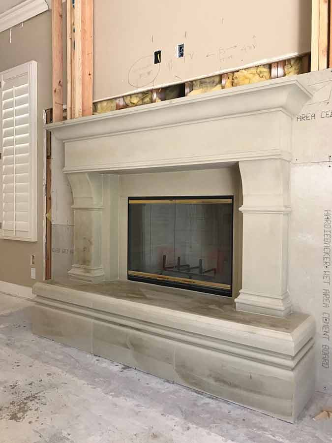 Fireplace Mantels in Anaheim