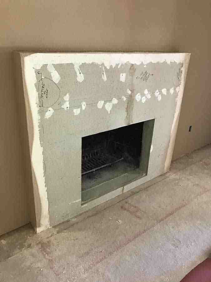 California Fireplace-Custom Mantel #1
