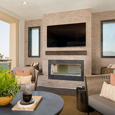 Toll Brothers Porter Ranch