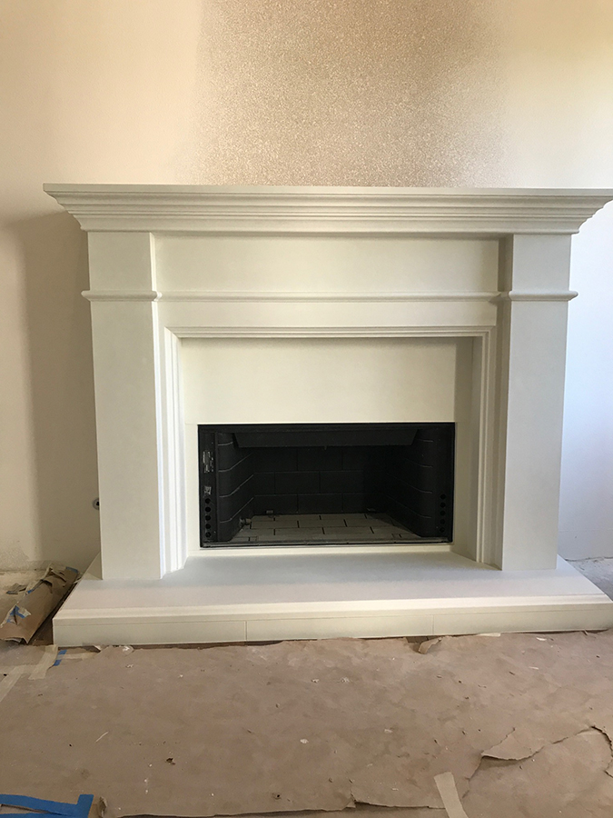 Bondi Custom Mantel