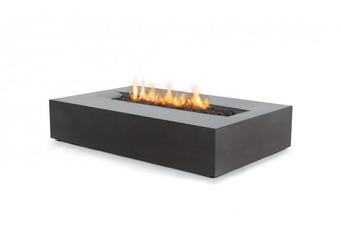 Modern California Fireplace