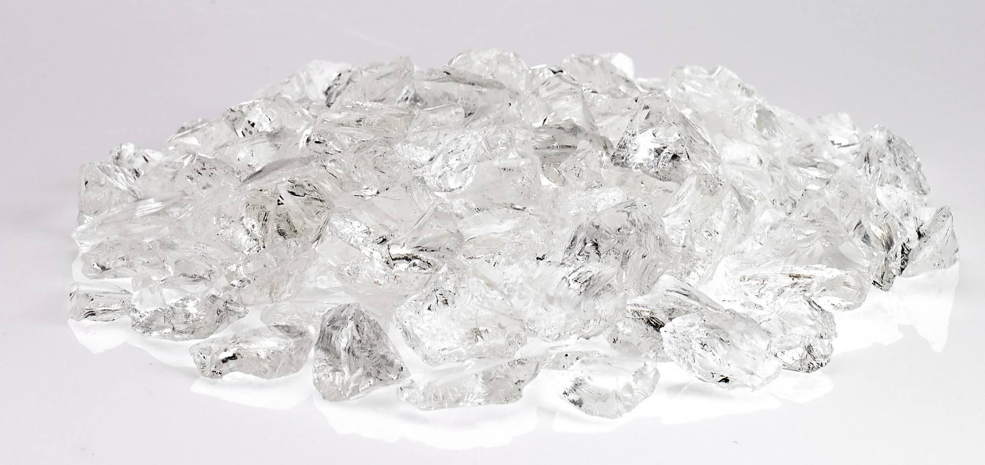 Ice Medium Glass