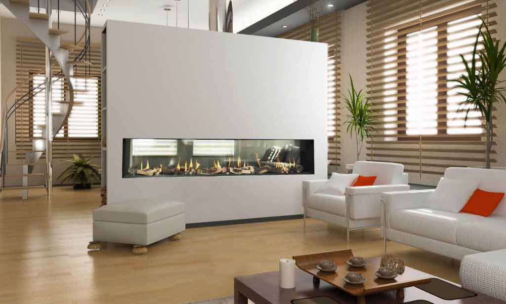 Custom fireplace anaheim