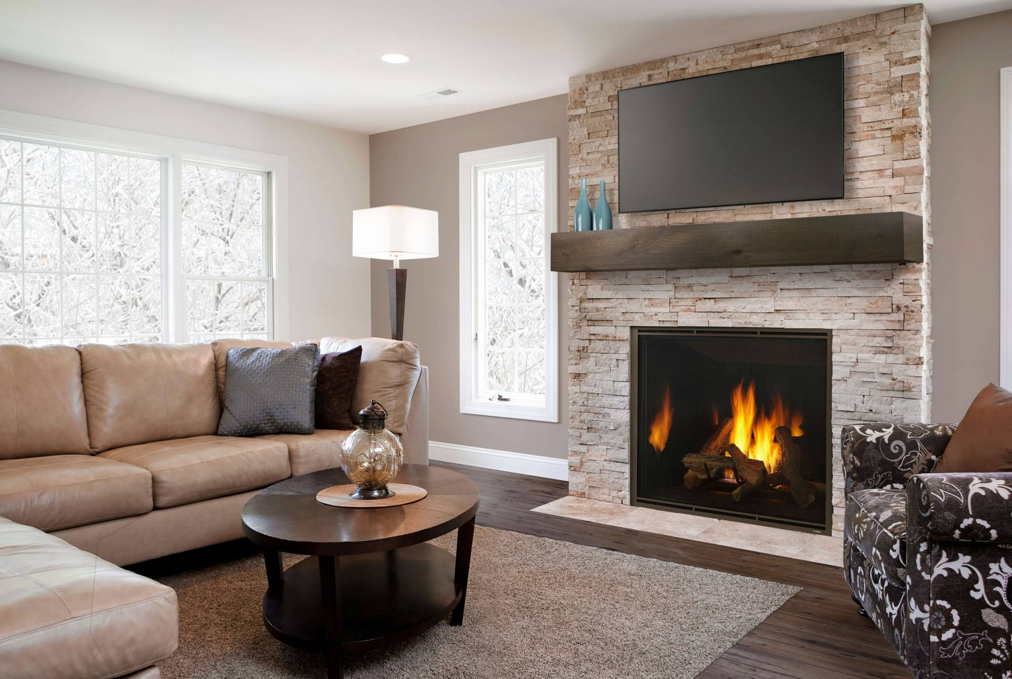 through catalog jog free linear fireplace see vent boulevard contemporary
