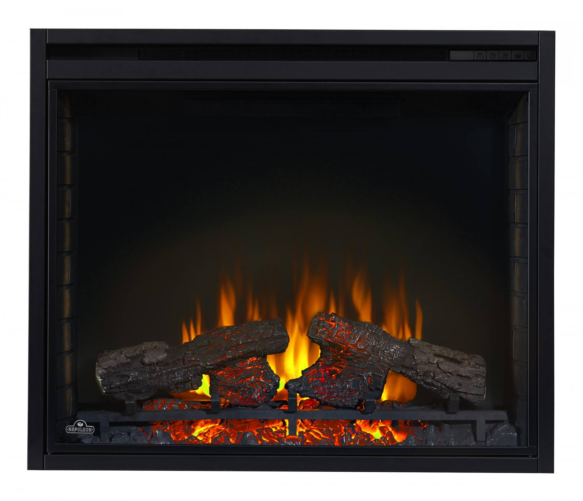 Napoleon Ascent Electric California Mantel Amp Fireplace