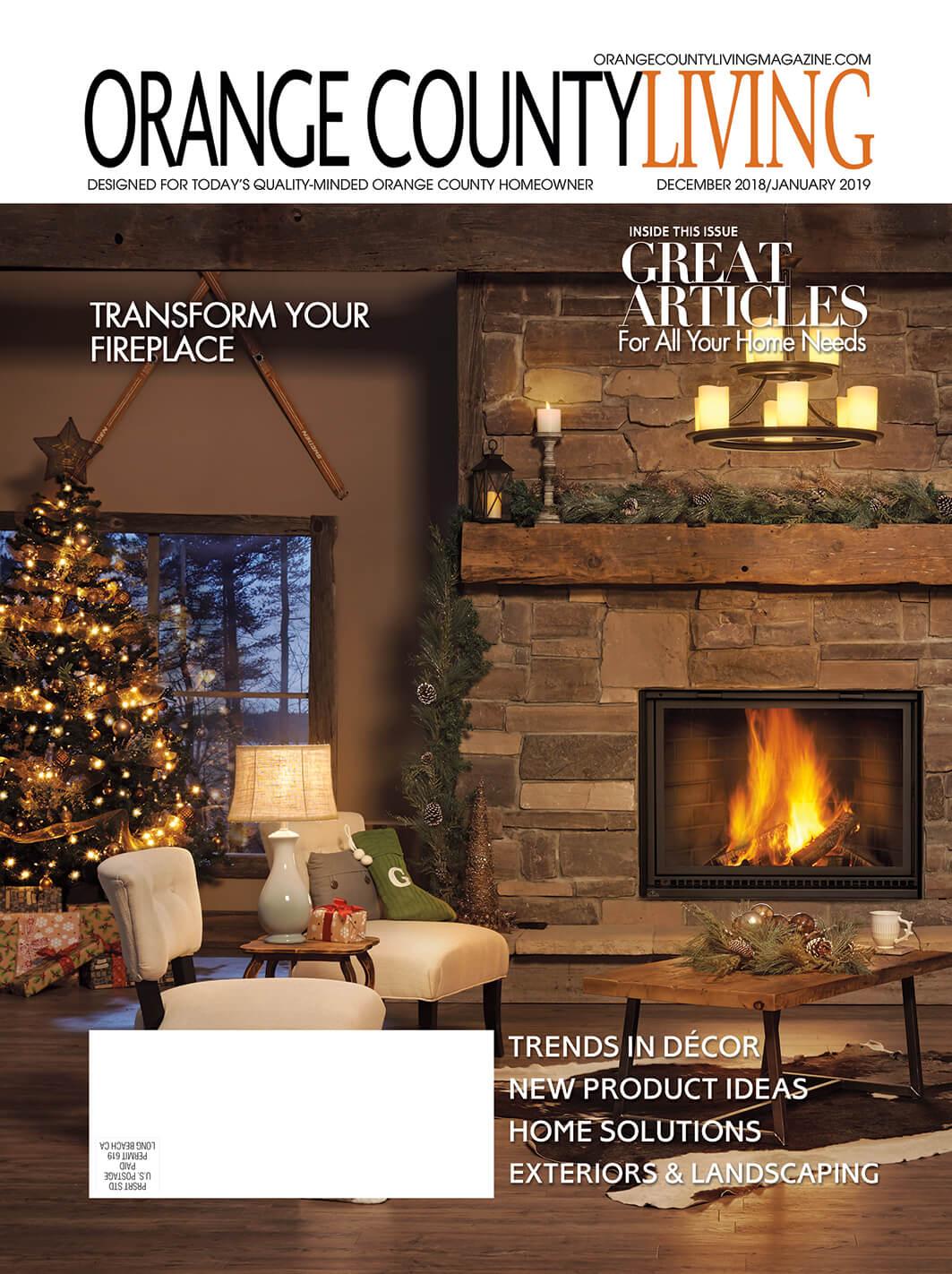 Anaheim Fireplace