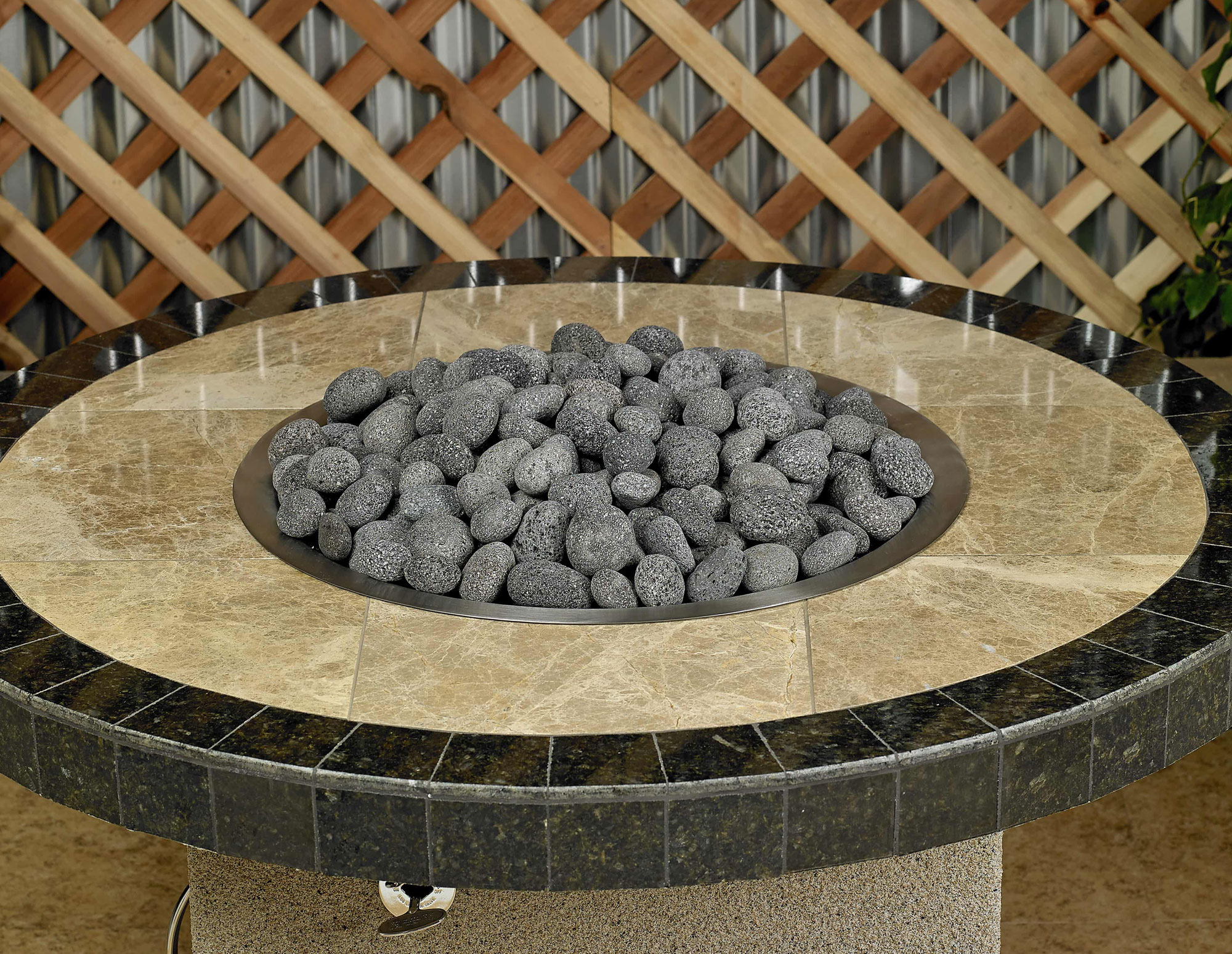 Medium Gray Lava Stone 1 - 2 Inches