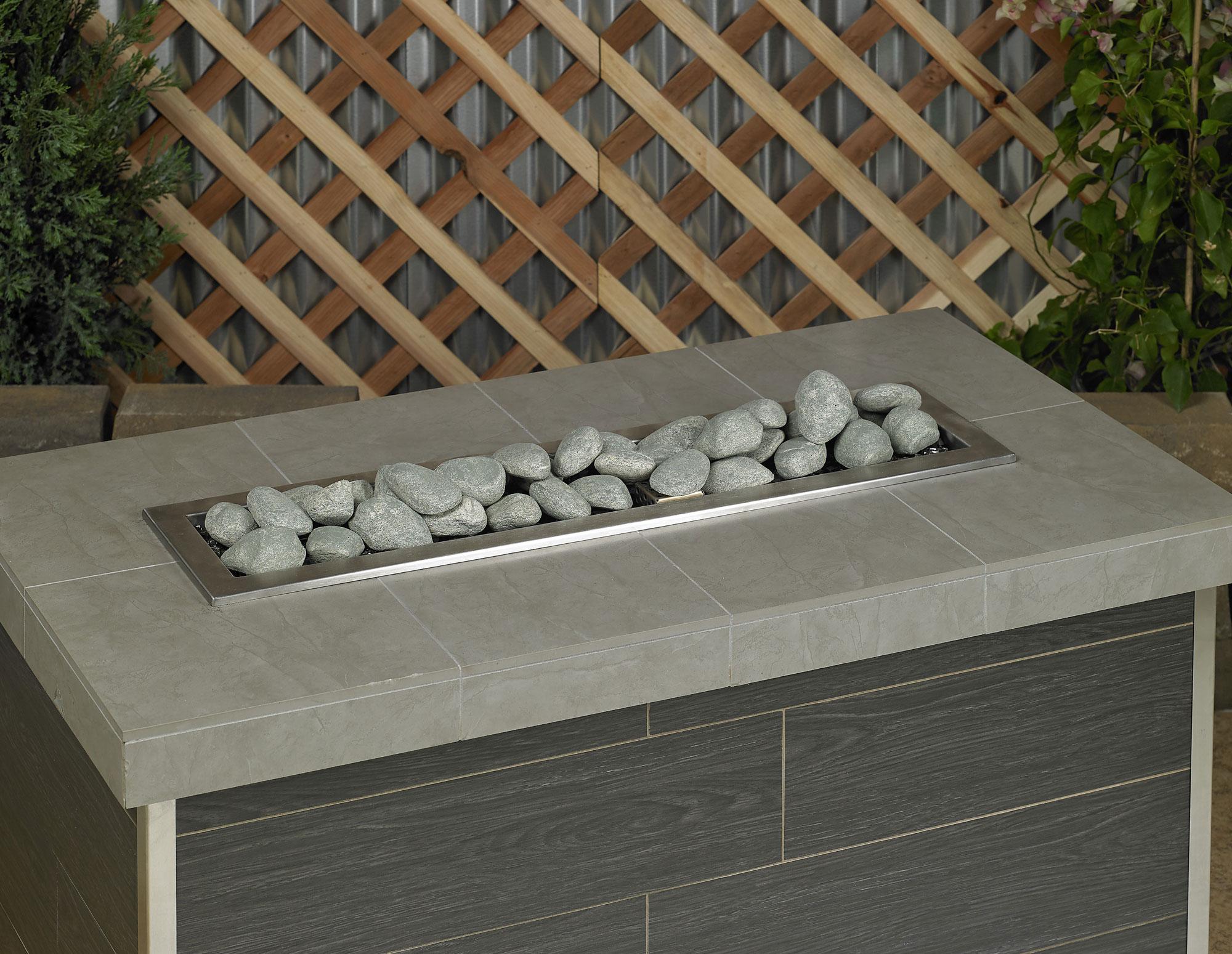 Cape Gray Lite Stones Set