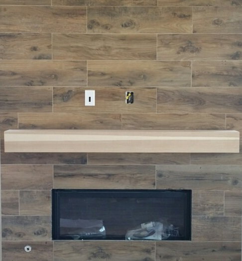 Architectural Wood Beam