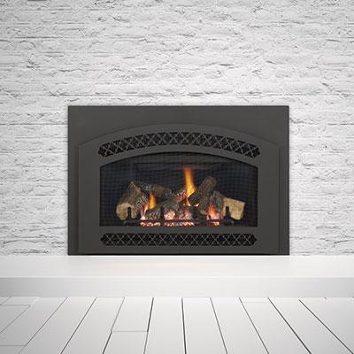 Fireplace calmantel