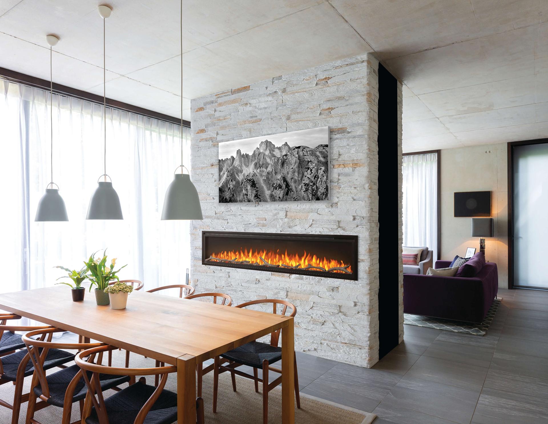 California fireplace