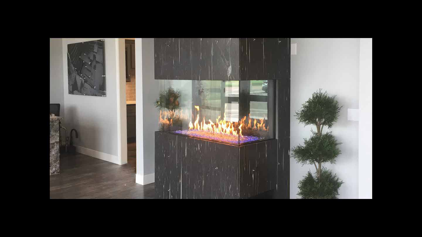 California fireplace