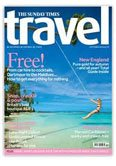 Sunday Times<br/> Travel Magazine