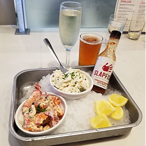 Seafood restaurant-Raw Bar by Slapfish-Huntington Beach-CA