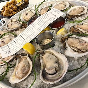 Fresh Oyster-Raw Bar by Slapfish-Huntington Beach-CA