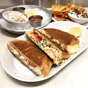 Sandwiches-Raw Bar by Slapfish-Huntington Beach-CA