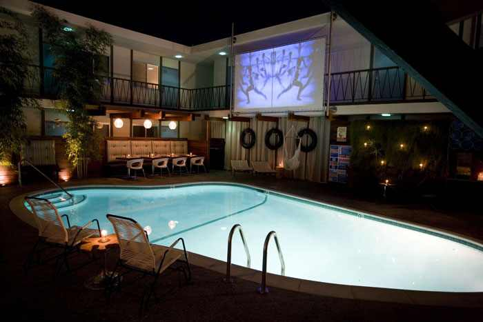 Wednesdays: dive-in theater