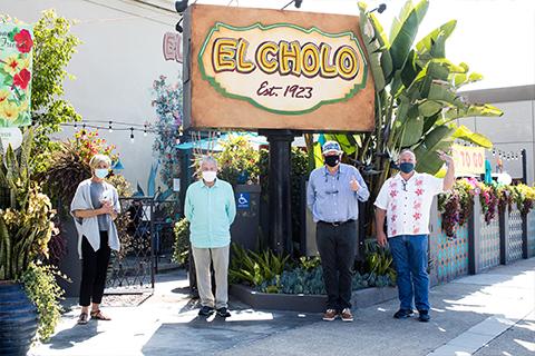 Elcholo ONEROOT Foundation Gives Back