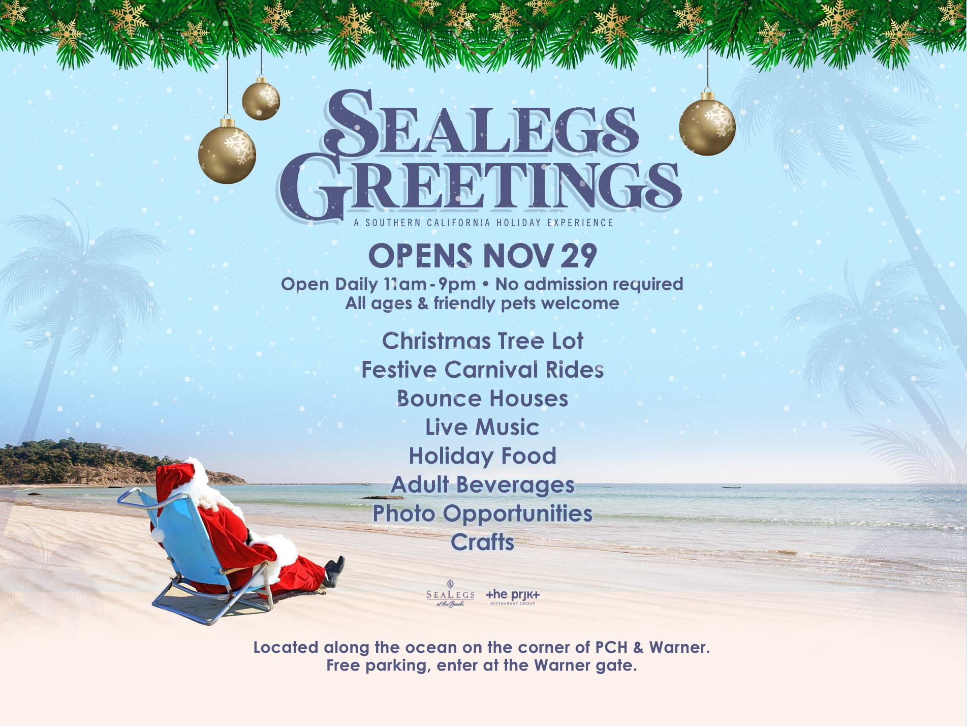 Sealegs Greetings