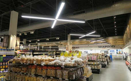 Telser Lighting Associates - Pete's Fresh Market
