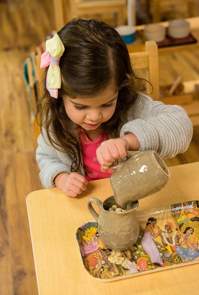 daycare Montessori