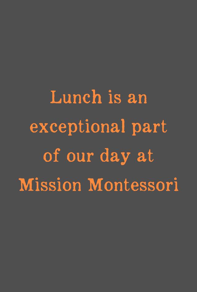 Montessori school in mission Viejo