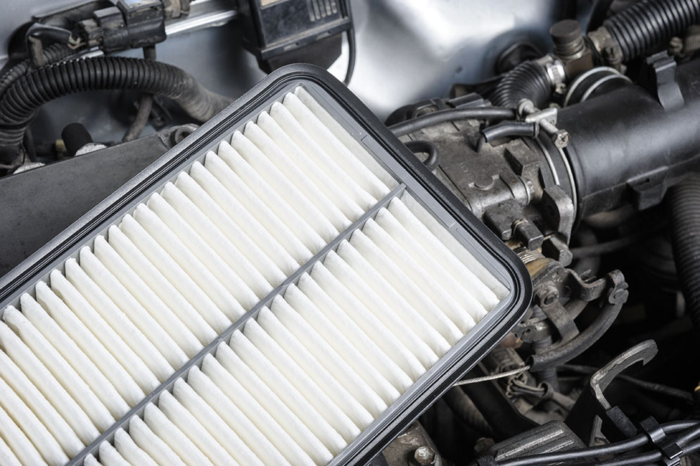 Air Filter and Install