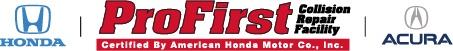 honda certified auto body shop logo