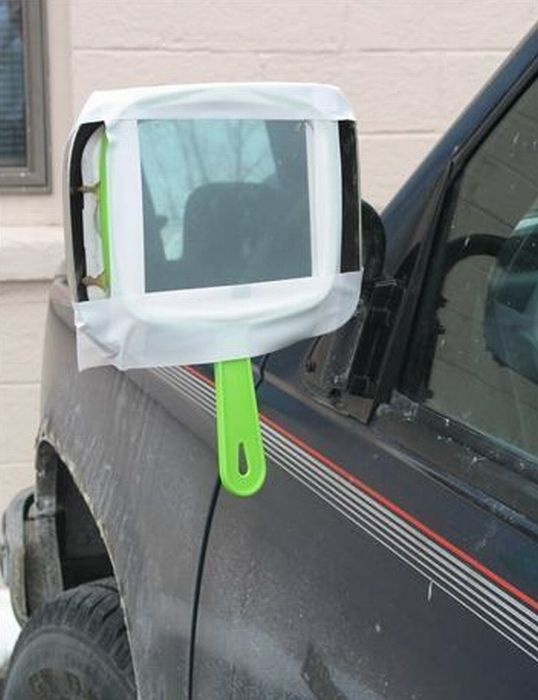 fixing your mirrors