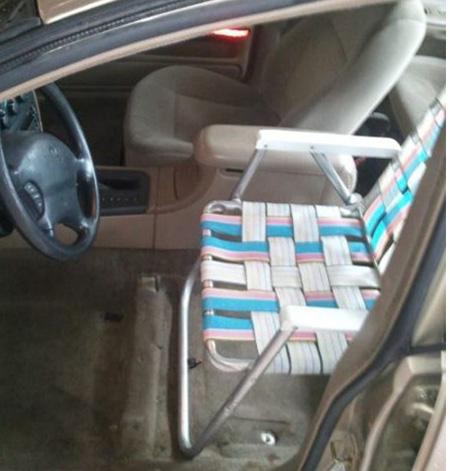 seatbelt servicing