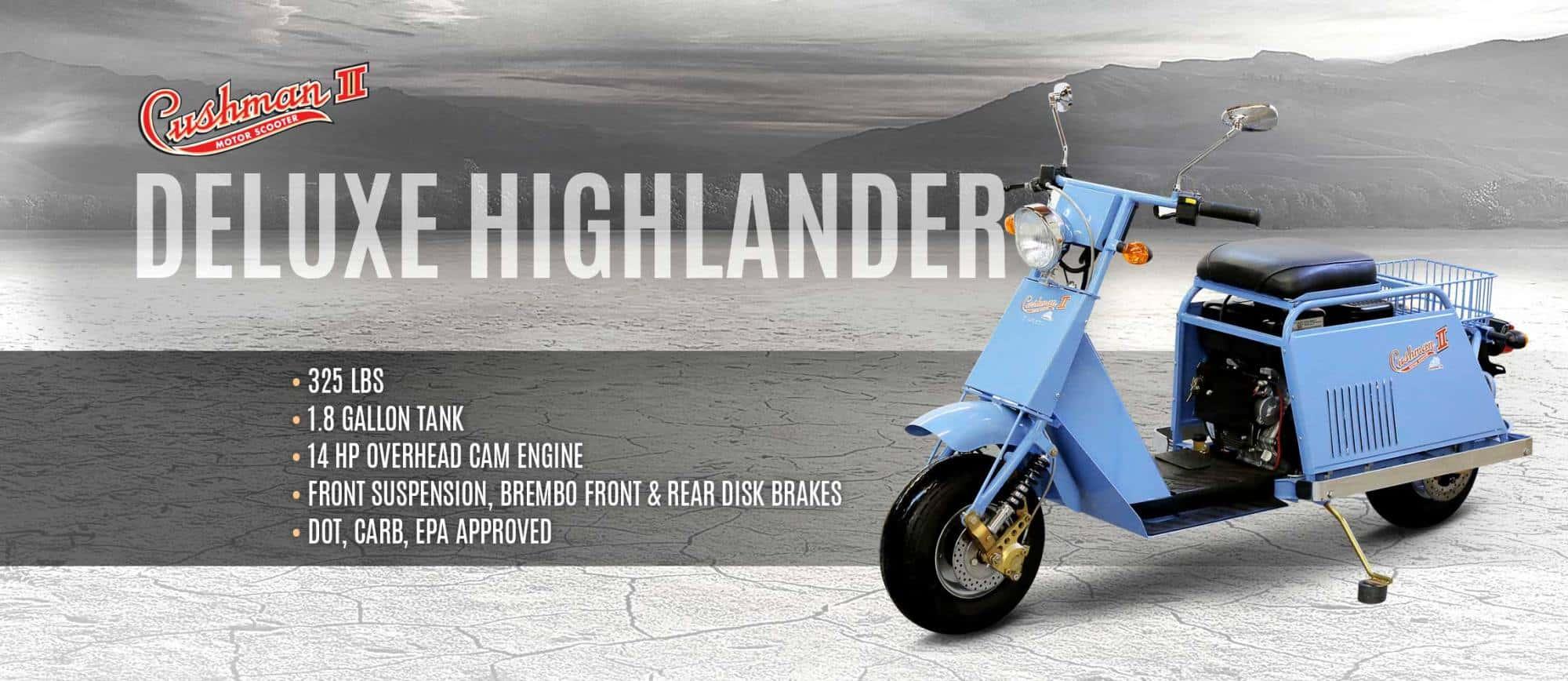 Deluxe Highlander